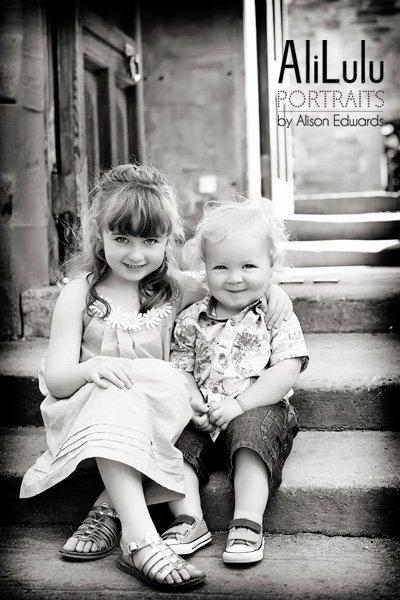 children's photos in Nottingham