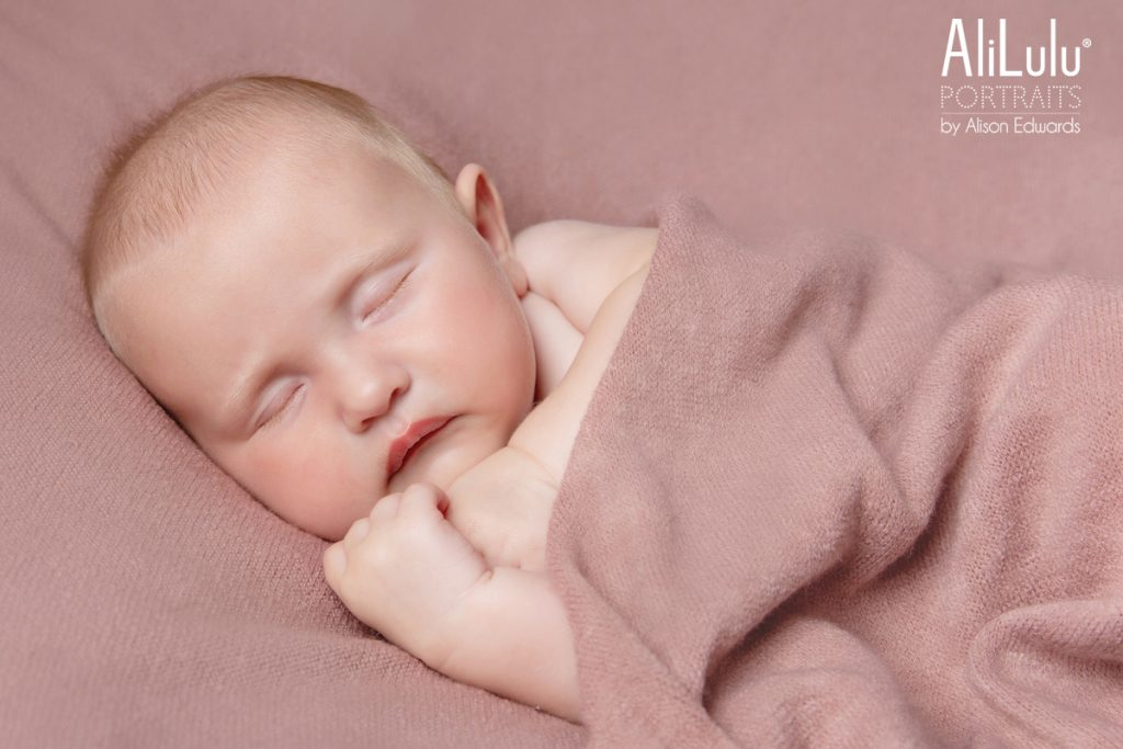 4 month old baby photos of girl sleeping